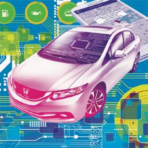 ¿Quién está al volante de los coches conectados? ¡Cuidado!, que se avecinan curvas #IAA