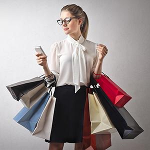 Las compras a través del móvil no consiguen encontrar su hueco en el mercado