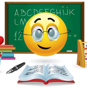 emojis colegio
