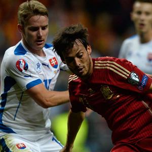 La clasificación de la selección para la Eurocopa le da el spot de oro semanal a La 1