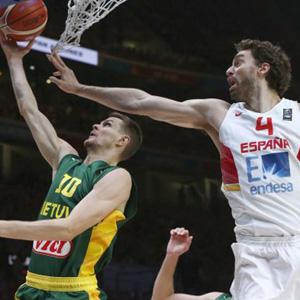La final del Eurobasket otorga a Telecinco el spot más visto del año