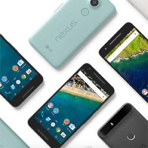 Nexus 6P, Nexus 5X, Chromecast y la tableta Pixel C: Google saca la artillería pesada