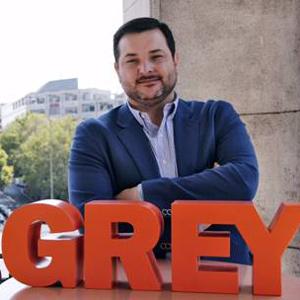 Javier Suso, nuevo presidente y CEO de Grey España