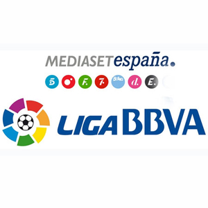 Mediaset obtiene una pequeña victoria en su batalla contra la LFP: podrá entrar en los estadios de fútbol