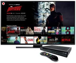 Netflix, la pieza clave en la ofensiva de Vodafone frente a Movistar Fusión