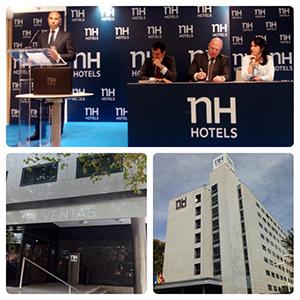 El renovado hotel NH Ventas, reflejo de la apueta de la cadena por el turismo de calidad en Madrid