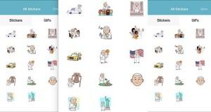 El Papa Francisco protagoniza su propia línea de emojis con motivo de su visita a Estados Unidos