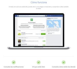 Terremoto en Chile: Facebook activa Safety Check para localizar a los afectados por el seísmo