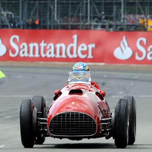 santander F1