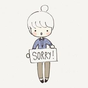 8 cosas por las que hay que disculpar (aunque nos cueste) a los