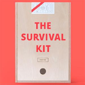 3 cosas que no deben faltar nunca en el kit de supervivencia de una marca