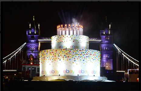 tarta velas ebay