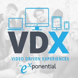 Exponential lanza su nueva plataforma vídeo VDX
