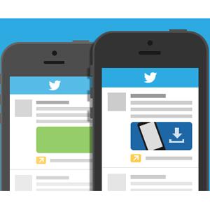 Twitter presenta Video App Card, un nuevo formato para promocionar sus apps