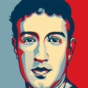 Mark Zuckerberg promete a Angela Merkel parar los pies a los mensajes de odio en Facebook