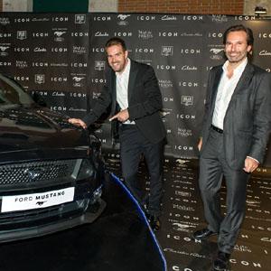 Hawkers recibe el Premio Ford a la Innovación durante los II Premios ICON