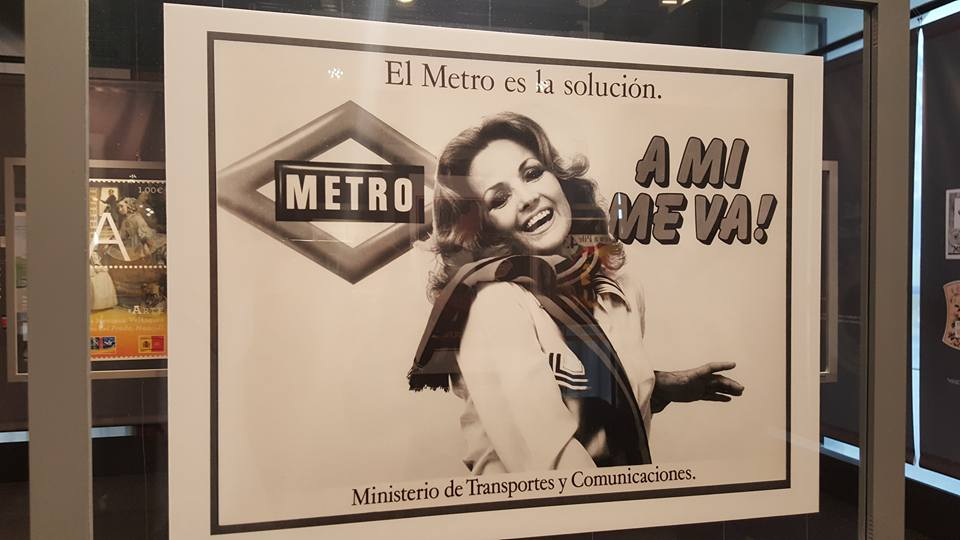 metro madrid carmen sevilla indelebles