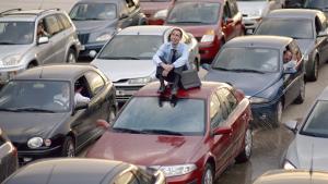 La DGT busca cambiar hábitos de movilidad con