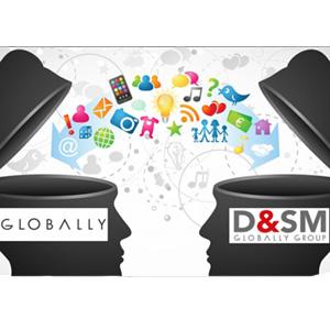 GLOBALLY y D&SM crean una alianza estratégica que potencia su posicionamiento digital