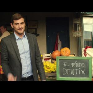 Iker Casillas, protagonista del nuevo spot de Dentix