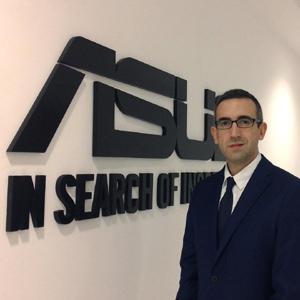Victor Peral, nuevo director de Marketing de ASUS España