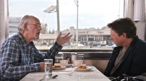 Doc Brown y Marty McFly, reunidos para promocionar el nuevo Toyota Mirai
