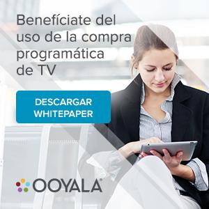 La compra programática de TV supone el 4% de los presupuestos publicitarios de la televisión