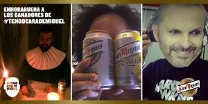 Kitchen celebra con San Miguel #tengocaradeMiguel