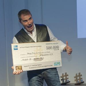 Entrega Premios BlogueroGold