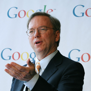 Eric Schmidt (CEO de Alphabet) cree que la legislación europea está sesgada contra las grandes empresas