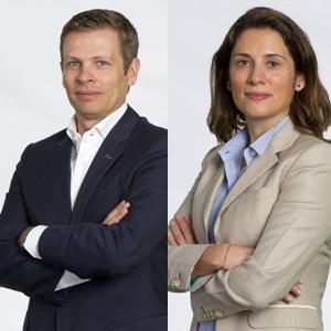 Heineken nombra a Marta García Alonso directora de marketing y a Erik Larsson director de ventas
