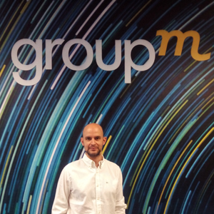 Xavier Garrido, head de la unidad de Compra Programática de GroupM España