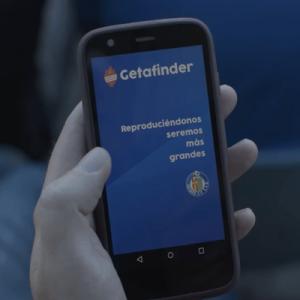 El Getafe CF lanza una campaña para dar a conocer su app para ligar