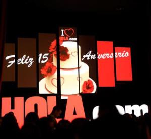 HOLA.com celebra su 15º aniversario