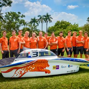 TomTom patrocinará el equipo Nuon Solar en el World Solar Challenge