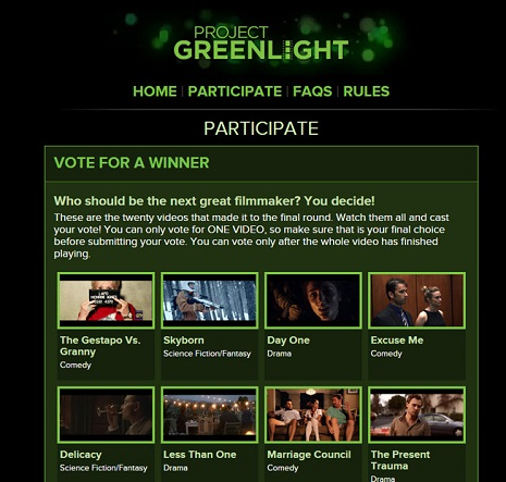 Project-Greenlight-Gallery