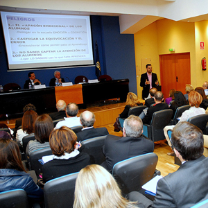 Roberto Sanz en el Encuentro de Centros de Enseñanza de ESIC