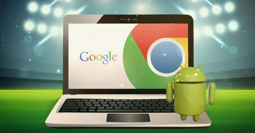 Google prepara la fusión de sus dos sistemas operativos, Chrome OS y Android