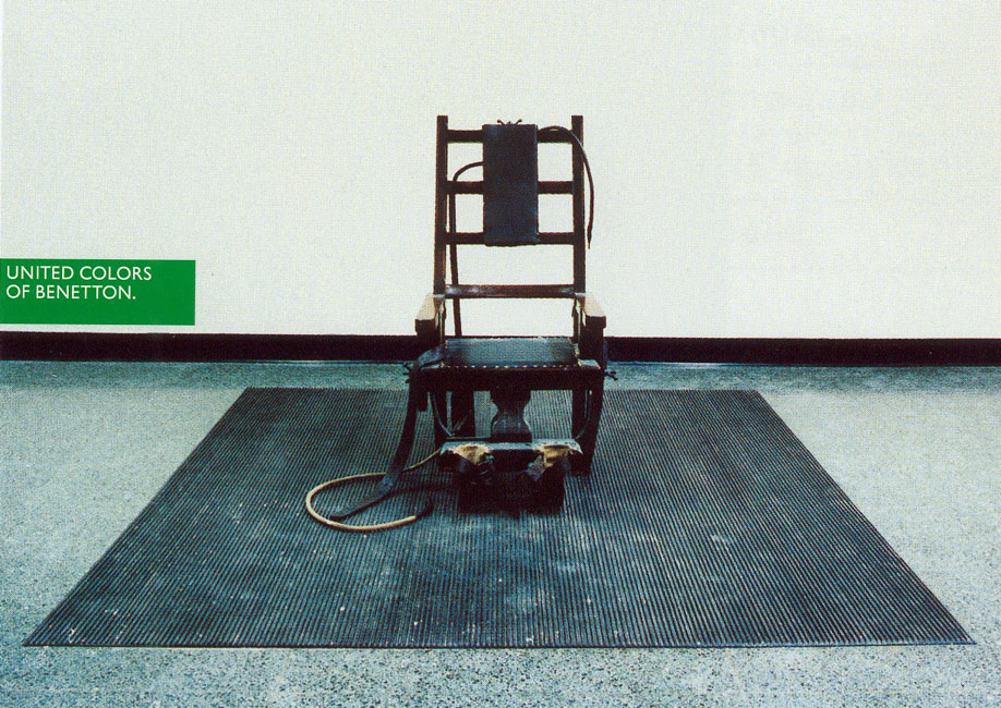 benetton-1992-chaiseelectrique