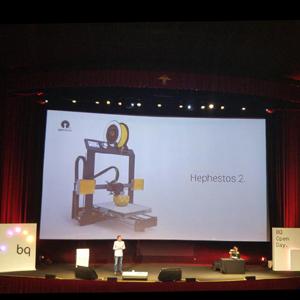 BQ presenta sus novedades en un evento abierto dedicado a la tecnología