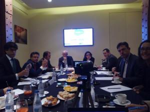 Desayuno de prensa Salesforce: presentación de partners y estrategia de desarrollo