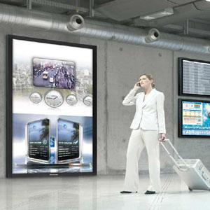 El digital signage representará un 40% de la inversión total en publicidad exterior en 2015