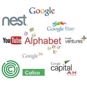Google debuta en la bolsa como Alphabet