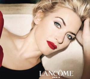 Kate Winslet prohíbe terminantemente a Lancôme retocar sus fotos publicitarias