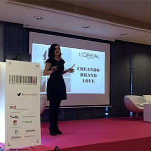 ¿Cómo crear una brand love? L'Oréal nos da todas las claves en #EnamoraMKD
