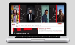 Así es el nuevo diseño de Netflix que pretende unificar su identidad corporativa