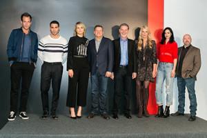 Presentación de Netflix en España
