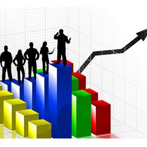 equipo comercial proactivo vendedores trabajadores empleados