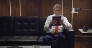 Martin Sorrell no tiene tiempo para nada... excepto para leer el Wall Street Journal