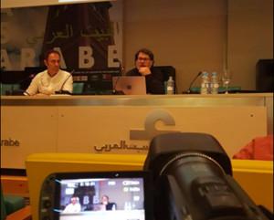 Sizmek Advertising Publisher Summit: Daniel Solana y Javier Navarro (DY)